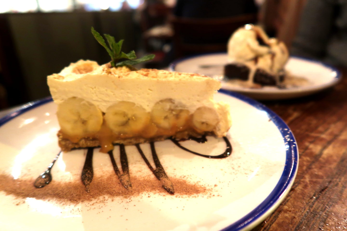 Review of The Tommyfield Banoffee Pie