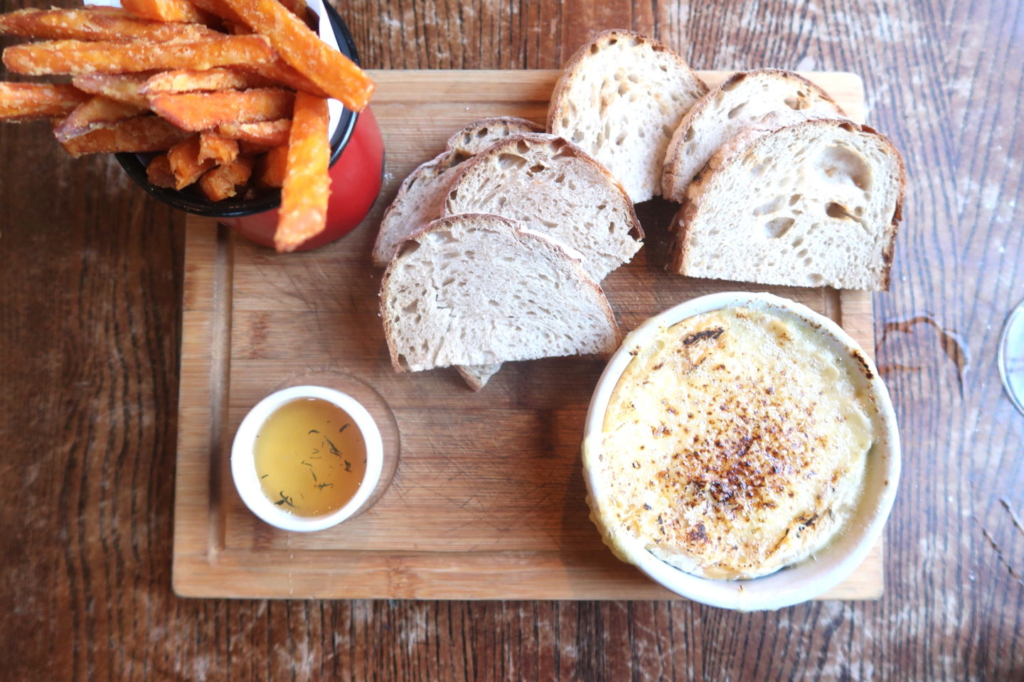 The Tommyfield Review Camembert